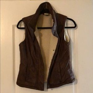 Abercrombie women's vest